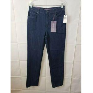 NWT Gloria Vanderbilt Tummy Slimmer Tapered Jeans